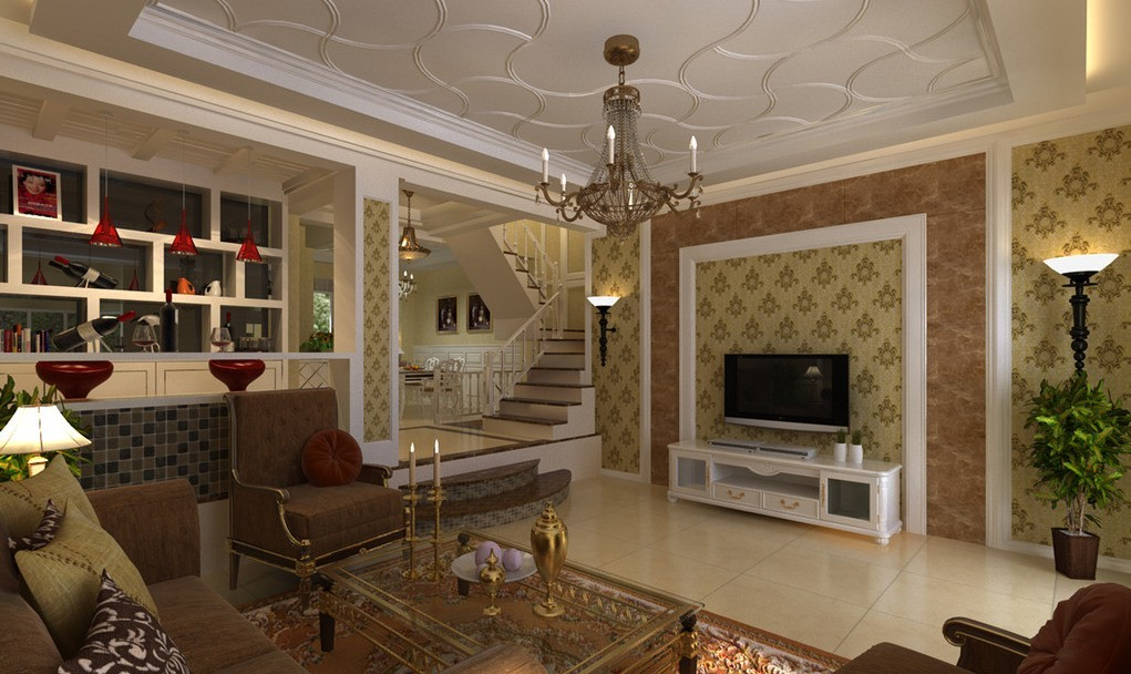New home designs latest beautiful modern homes interior for Latest drawing room interiors