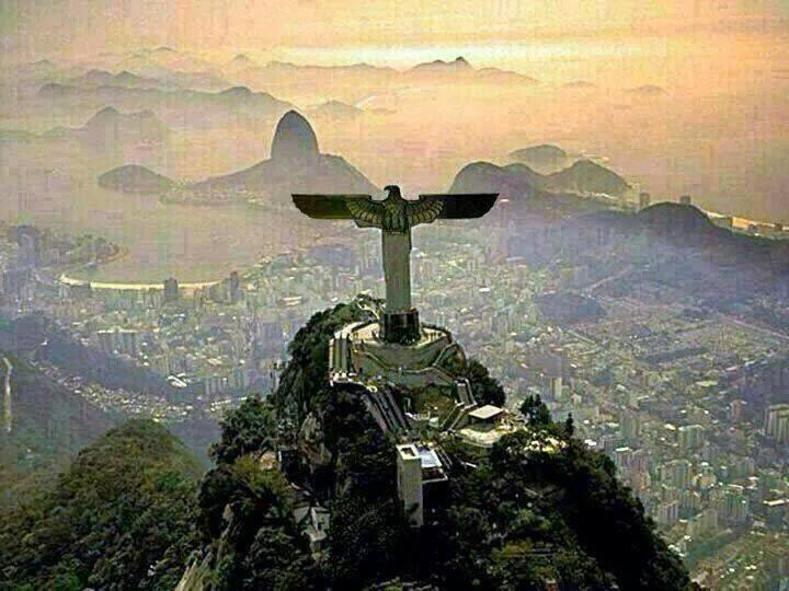 BRAZIL FOOTBALL OR FASCISM Alternative Right BEHIND PARADISE - Brazil's tallahassee