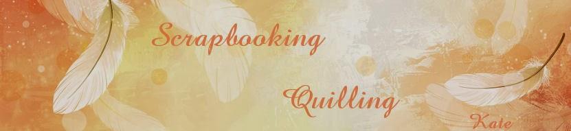 Quilling  Scrapbooking