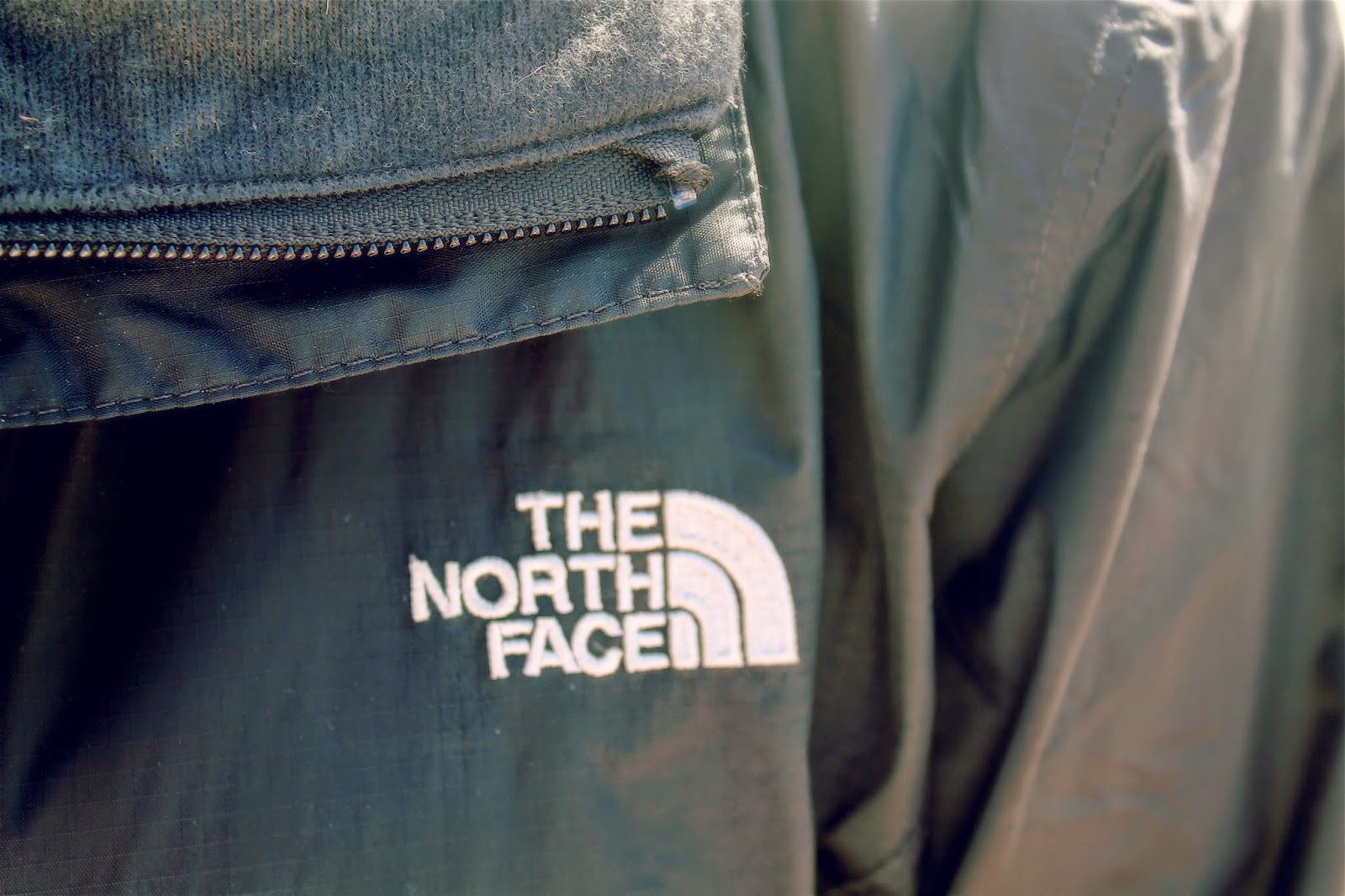 uk style blogger for north face
