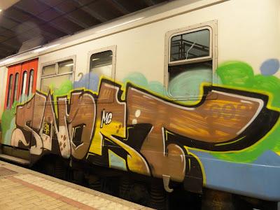 SNORT GRAFFITI