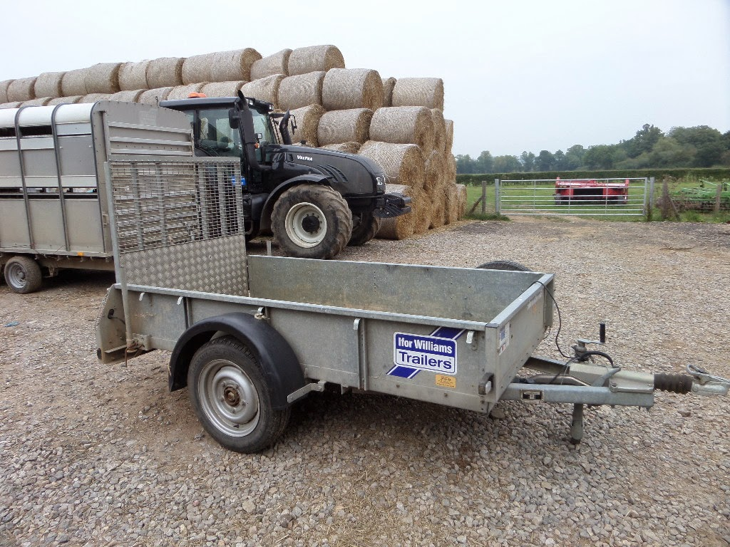 Used Tractor Trailers : Used tractors machinery and plant ifor williams