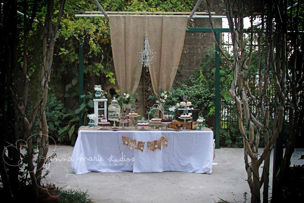 Swanky Pear Vintage Wedding
