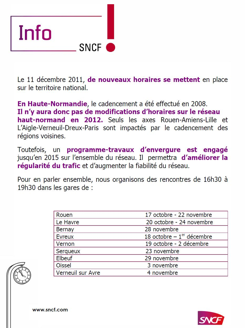 Sncf rencontre train