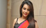 Deeksha Panth Glamorous saree Photo shoot-thumbnail