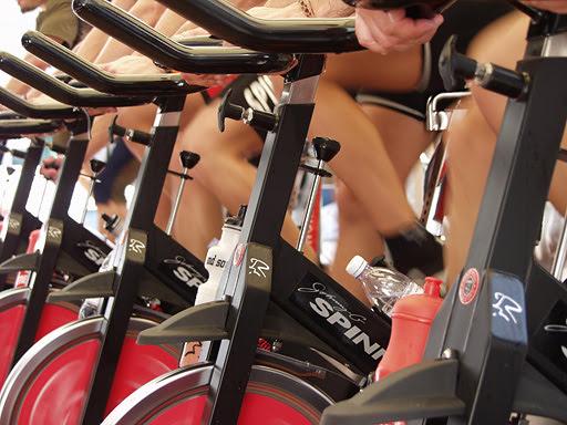 Spinning vs. Running