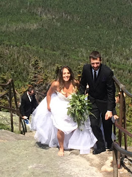 Tammy's Daughter Weds in Ceremony at Whiteface Summit