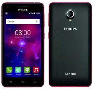 Harga dan Spesifikasi Philips Xenium V377