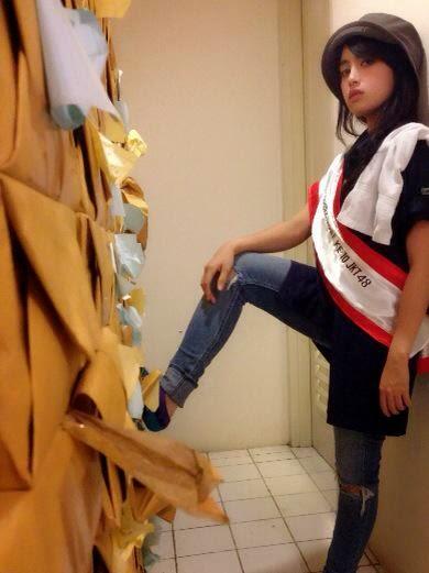 Foto Nabilah JKT48 Pemilihan Singel Ke 10