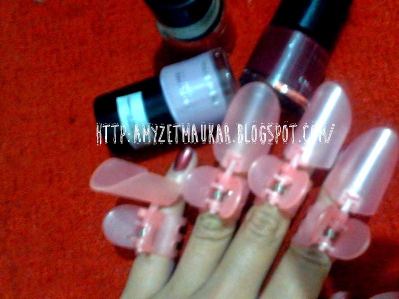 Nail Protection /Pelindung Kuku