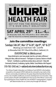 Join the Health Fair Team!