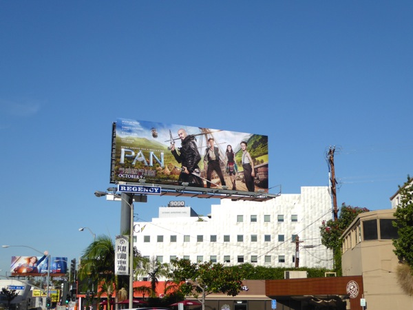 Pan film billboard