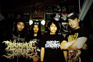 Dismemberment Torture Band Brutal Death Metal Bandung Foto Logo Artwork Wallpaper