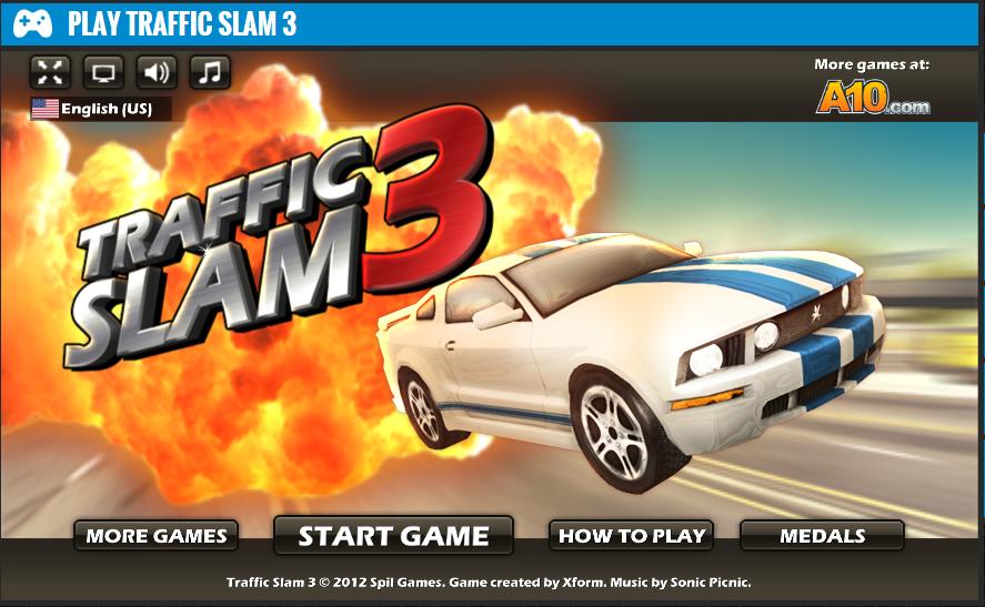 jugar Traffic Slam 3