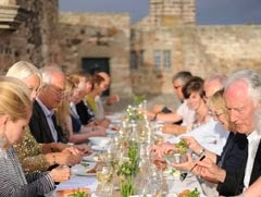 Lindisfarne Castle Supperclub