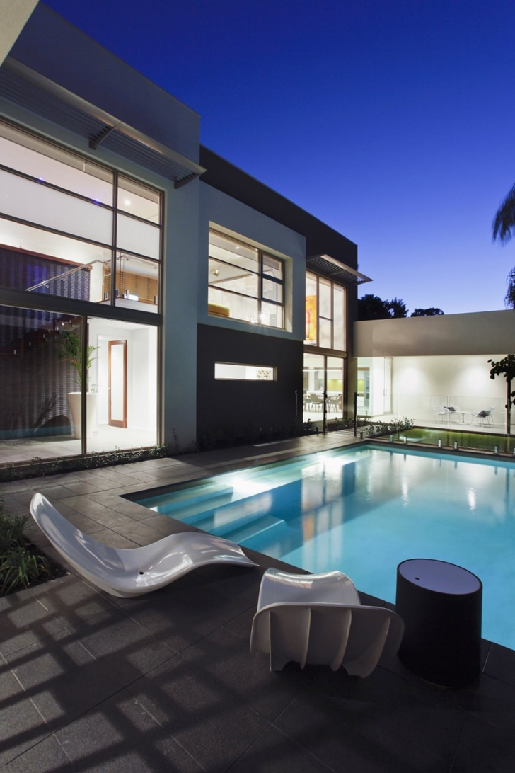 World of Architecture: Attractive Contemporary Style Home In Perth ...