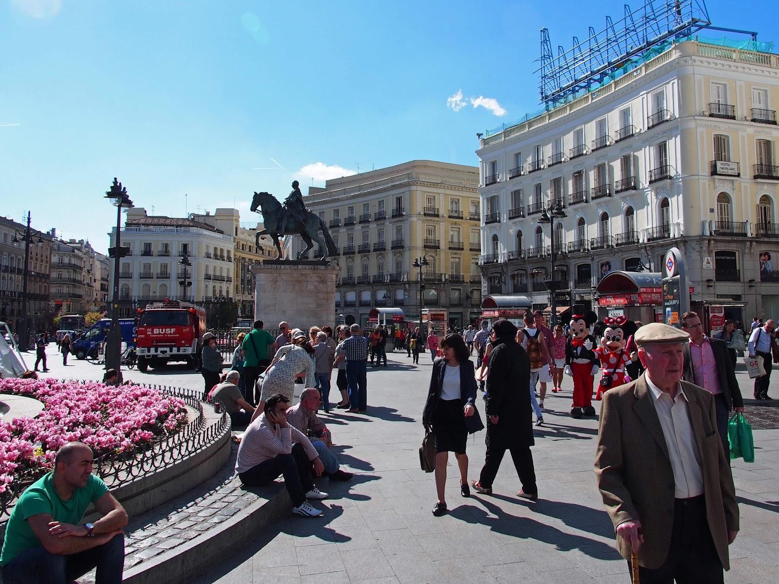 Madrid 2014 puerta del sol for Puerta del sol madrid