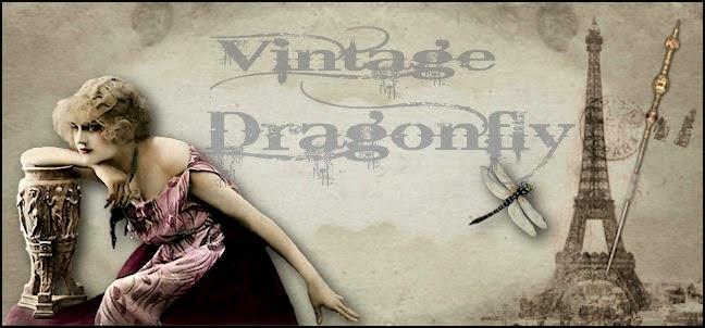 Vintage Dragonfly