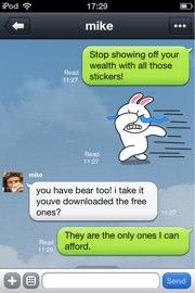Download Line, Gratis Chat danTelfon
