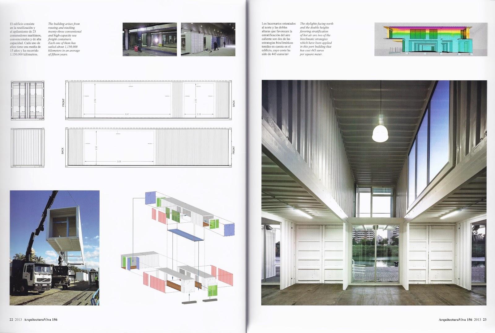 puedes consultar ms informacin sobre la revista aqu industry builds arquitectura viva revistas de arquitectura - Arquitecturaviva