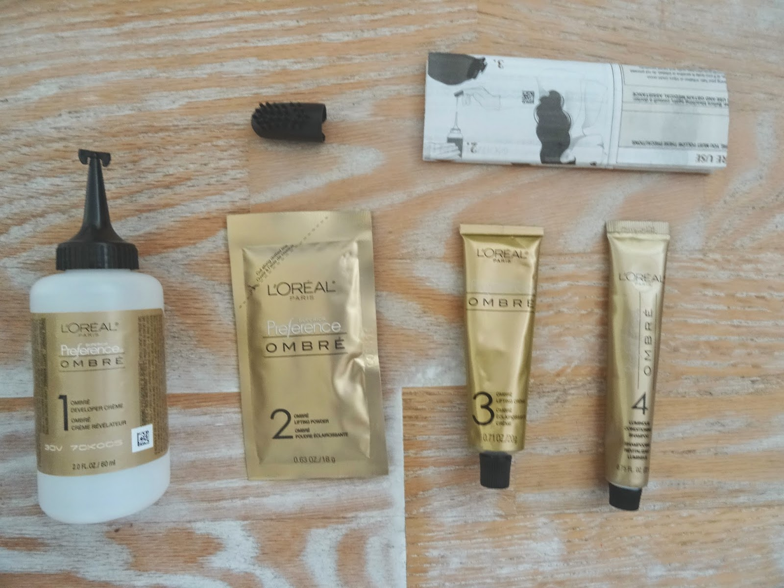 L'Oreal Paris Preference Ombre Touch