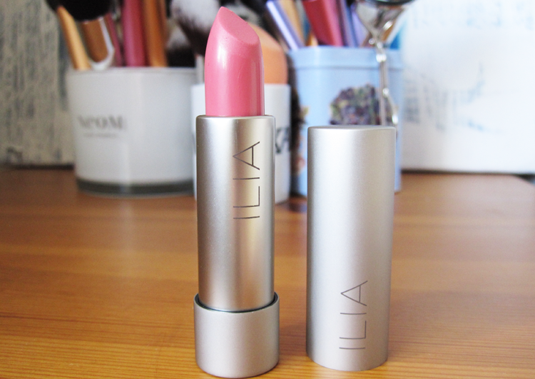 A picture of Ilia Lipstick - In My Room: Review & Swatches