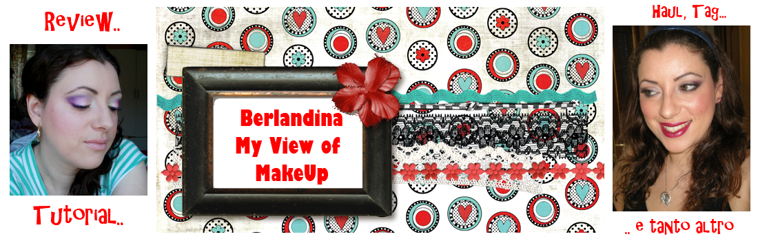 Berlandina - My View of MakeUp