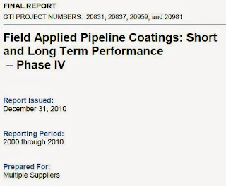 GTI coating study
