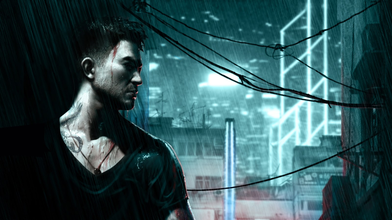Sleeping Dogs HD & Widescreen Wallpaper 0.326092994018671