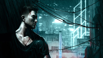 #4 Sleeping Dogs Wallpaper