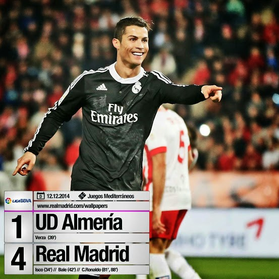 Valencia 2-1 Real Madrid All Goals ~ La Liga (04/01/2015) Full Screen