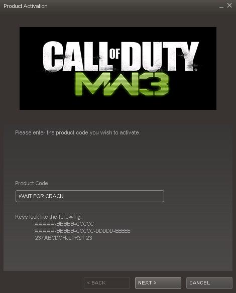 Call Of Duty Modern Warfare 2 Razor Release NO STEAM PATCH
