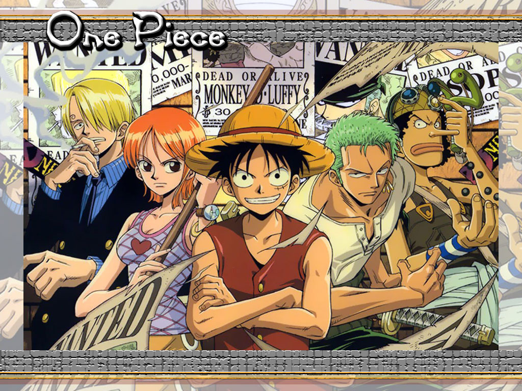 One Piece HD & Widescreen Wallpaper 0.145621184931276