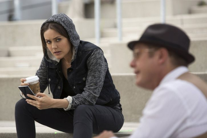 The Blacklist - Episode 2.01 - Lord Baltimore - Promotional Photos