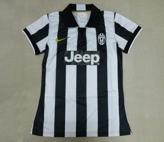 Jual+Jersey+GO+Juventus+Home+Ladies+2015+Official+