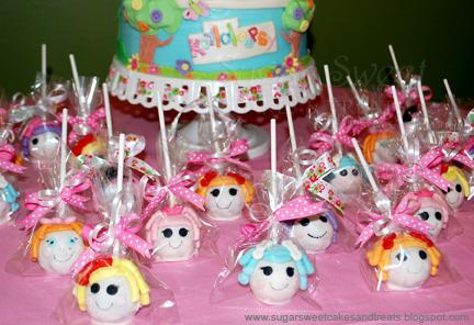 Lalaloopsy Cake Pan Theyre mashed up cake