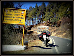 Bhutan on 2 wheels