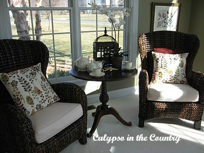 Calypso In The Country My Favorite Chairs