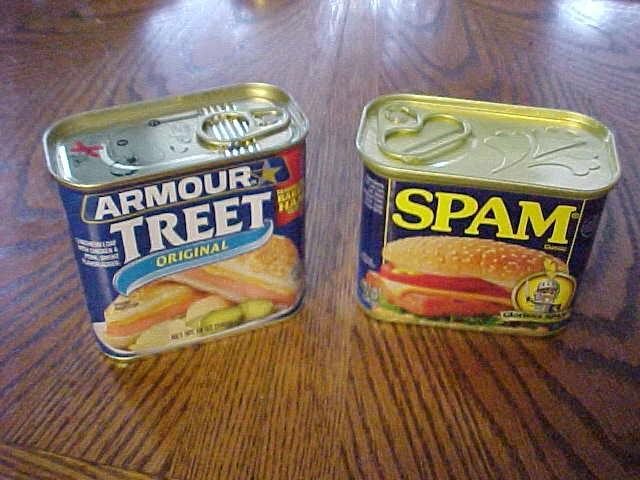 Is Spam A Good Emergency Food
