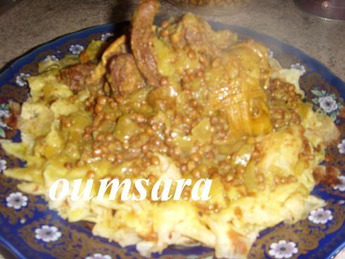 Cuisine marocaine par Noufissa El Kouch des éditions Universel