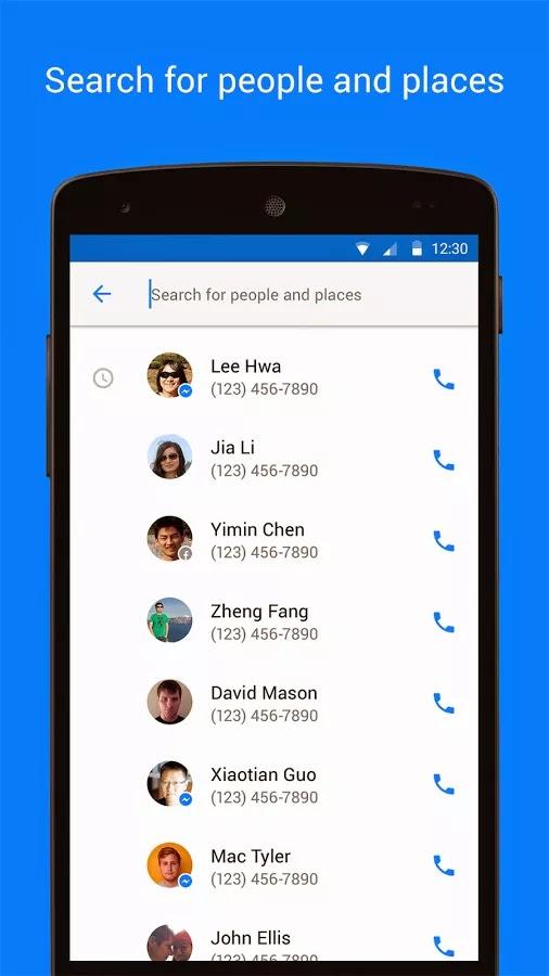 Hello — Caller ID & Blocking by Facebook