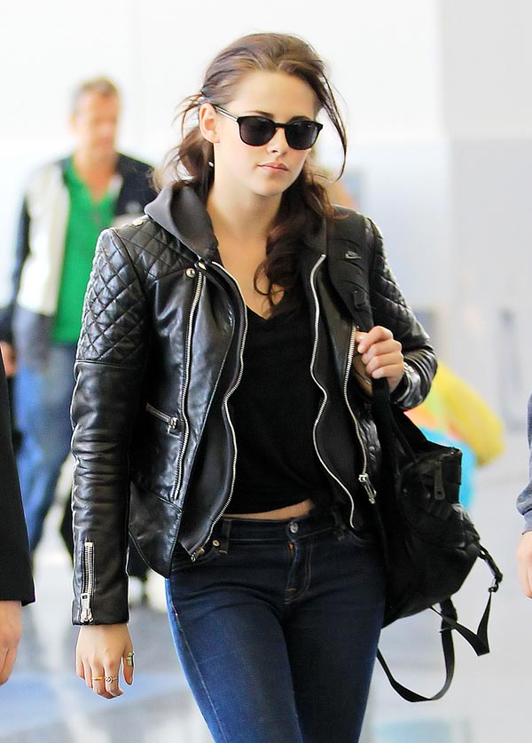 Few Pics Of Kristen Stewart S Style So Effortless Yet She Always Looks