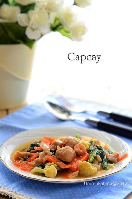 capcay