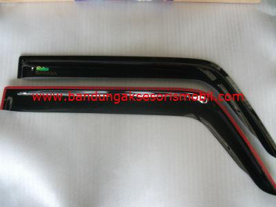 Talang Air Ragasa Original Black Depan