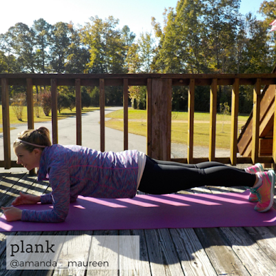 Fitness, HIIT, Sweat Pink, Workout Wednesday, plannk