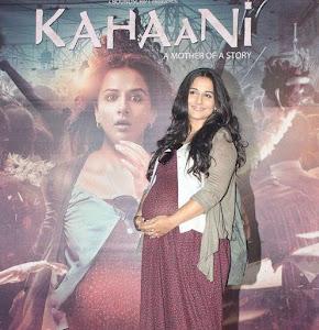 Kahaani - Vidya Balan