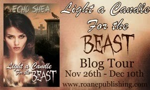 Light a Candle for the Beast Blog Tour