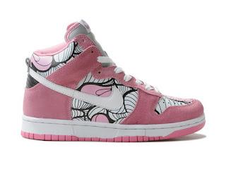 Awesome Nike Dance Shoes  Nike High Top Womens Shoes Nike Shoes Wholesale