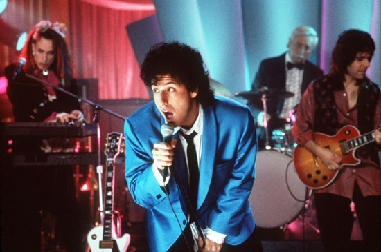 A Red Michael Jackson Leather Jacket And Plenty Of Classic Tunes Are Some The Icons That Inhabit Romantic Comedy Wedding Singer Starring