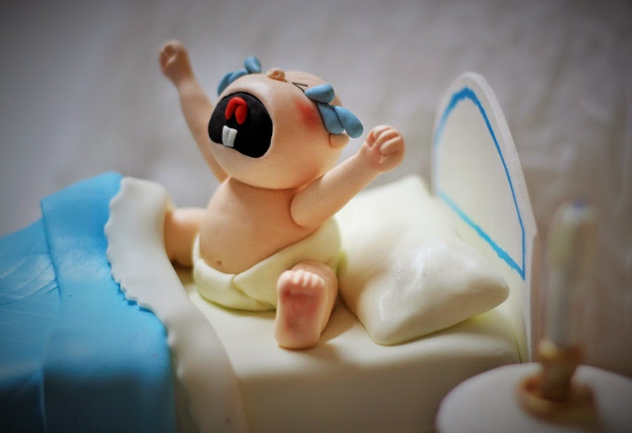 tarta bebé